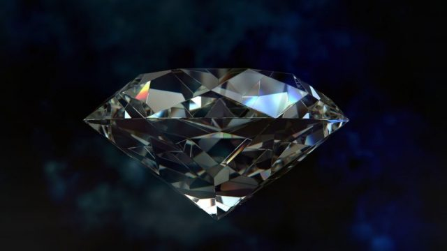 bijou diamant