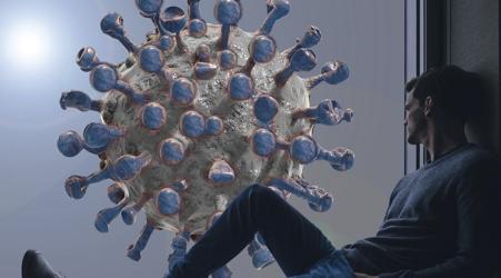 se protéger du corona virus avec le crochet anti virus