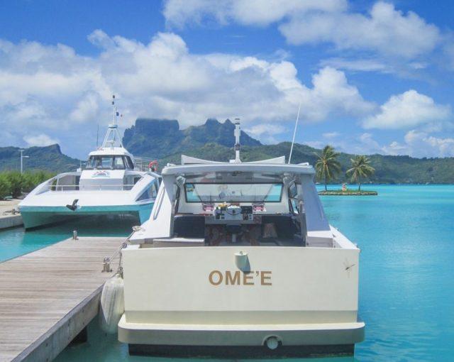 Vacances en Polynésie française : visiter les îles à bord d'un bateau privé